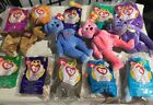 TY BEANIE BABIES Lot McDonald's Courage Clubby 5th Eggs III America New