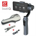 Gimbal Stabilizer Zhiyun Smooth Q 3 Axis Handheld for Smartphone Iphone Gropo4 5