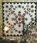 IN FULL BLOOM Piecing  Applique Wall Quilt Pattern Removed from a Book