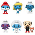 FUNKO POP! ANIMATION SMURFS COMPLETE SET OF SIX FIGURES IN STOCK