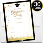 2019 Graduation Party Invitations and Envelopes 30 Count High School College