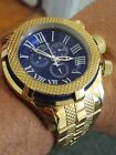 Invicta Reserve 50mm Bolt Gen. III Swiss Chronograph Stainless Steel Watch