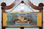 LOVELY VINTAGE LOOKING FRENCH SOUP SIGN, NICE DECORATIVE PIECE GOOD LOOKING