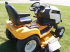 2011 Cub Cadet GT 2100 Garden Tractor 54 Fabricated Mowing Deck Electric Lift