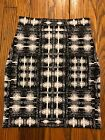pre owned BCBG Max Azria Simone Power Bandage Bodycon Mini Skirt Sz Small