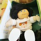 Minty! Cute!! Black Shag Re-Root Cabbage Patch Boy! New Monkey Jean Set! 78
