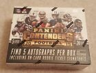 SEALED - 2015 Panini Contenders Football Hobby Box 24 packs of 5 cards 5 auto
