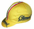 Brand new Clement Cycling cap Italian made Retro colnago