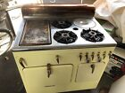 Unique Vintage Chambers Gas Stove In Working Condition