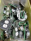 Lot of 130 pcs, IBERVILLE BC54-C-65, Electrical Outlets w/ covers, SKBAWA-B000
