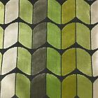 Holland - Arrow Cut Velvet Fabric Upholstery Fabric By The Yard