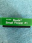Sizzix Original Small Green Small Flower 1 Scrapbooking Die 38 0224
