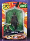 DOCTOR WHO RARE FIGURE ANIMATED SCARECROW BLUE TUNIC 10th DR ERA HUMAN NATURE