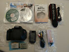 Canon EOS Rebel T3i Digital SLR Camera body only Bundle Kit