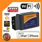 SCANER DIAGNOSIS ELM327 BLUETOOTH WIFI OBD2 OBDII PA ANDROID SAMSUNG IOS WINDO