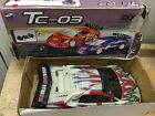 Vintage TC-03  1:10 Scale 4WD R/C Racing Car With Remote Control And Box