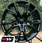 Jeep Grand Cherokee SRT8 Spider Monkey OE Replica Wheels 20 x9 Gloss Black Rims