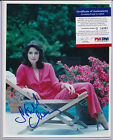 STOCKARD CHANNING PSA DNA SIGNED 8X10 PHOTO, GREASE AS RIZZO,THE WEST WING