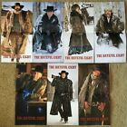 THE HATEFUL EIGHT 8 - QUENTIN TARANTINO - 70MM ROADSHOW PROGRAMS COMPLETE SET!