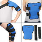 Ice Gel Pack Wrap Hot Cold Therapy Shoulder Back Knee leg Pain RelieIf Injuries