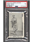 1921 e121 Babe Ruth** PSA 1** EARLY RUTH IN RED SOX