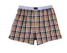 Tommy Hilfiger Men's Woven Boxers, Midnight, Size S(28-30), MSRP $20