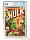 Incredible Hulk #178 (1974) Warlock Death & Rebirth CGC 9.0 White Pg Comic CV383