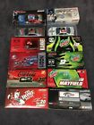 Lot of 11 Brand New NASCAR Diecast Cars 124 Scale Cars Action Mixed Drivers