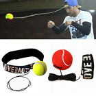 Ball With Head Band For Reflex Speed Training Boxing Boxing Punch Exercise CB