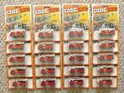 NEW MOSC 1981 MATCHBOX DIE CAST LAFD CODE RED SNORKEL FIRE ENGINE 63 LOT OF 21