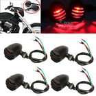 4x Running Tail Brake Turn Signals Fit Harley XL Sportster 1200 Custom Touring
