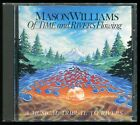Mason Williams - Of Time and Rivers Flowing (1984) CD Skookum Records SKCD-1002