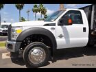 FORD F450 F550 195 05 17 10 LUG Stainless Dually Wheel Simulators BOLT ON new