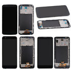 OEM LG Stylo 2 3 3 Plus Complete Digitizer LCD Touch Screen Replacement +Frame