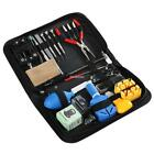 21 PC Wrist Watch Band Link Pin Remover Case Opener Plier Repair Tools Kit Set##