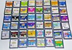 Nintendo DS Games You Pick Choose Your Own FREE Ship Boys Girls