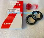 MZ MUZ ETZ 251 SAXON 1992-1994 ARI MOTORCYCLE FORK OIL SEALS + GREASE   35X47X7