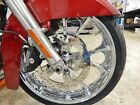 COASTAL MOTO LARGO 21 X 35 FRONT WHEEL CHROME ABS 08 17 HARLEY TOURING FLHX
