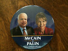 John McCain and Sarah Palin presidential pin 2008campaign pin button election