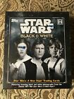 2018 TOPPS STAR WARS : BLACK AND WHITE: A NEW HOPE HOBBY BOX