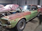 1967 Ford Mustang 2 door 1967 Ford Mustang GT package