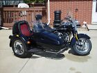 2006 Harley-Davidson Softail  Harley Davidson FLSTSI Heritage Springer Classic with side car