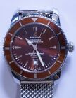 Breitling Superocean Heritage 46 - Stainless Band - Papers, Case, Extra Links