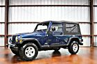 2004 Jeep Wrangler UNLIMITED 2004 Jeep Wrangle Unlimited 4x4