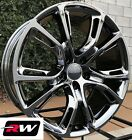 20 inch RW Wheels for Jeep Grand Cherokee 20x9 PVD Dark Chrome SRT8 Rims 5x127