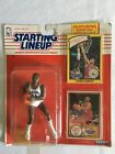 1990 Starting Lineup Charles Barkley NBA Sports Action Figure Toy with Card