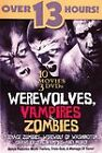 Werewolves Vampires and Zombies