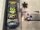 JIMMIE JOHNSON 2016 CHEVY SS LOWES 7X CHAMPIONSHIP RACE WIN AUTOGRAPHED DIECAST