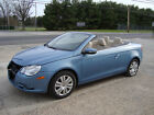 2009 Volkswagen Eos 20L Turbo Salvage Rebuildable Repairable Volkswagen EOS Convertible Salvage Rebuildable Repairable Project Wreck Damaged