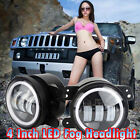 2x30W 4 inch Cree Led Fog Light for Jeep Wrangler TJ JK Cj CJ 8 Hummer H1